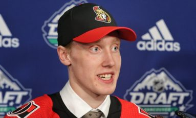 Senators Top 10 Prospects: #7 Lassi Thomson