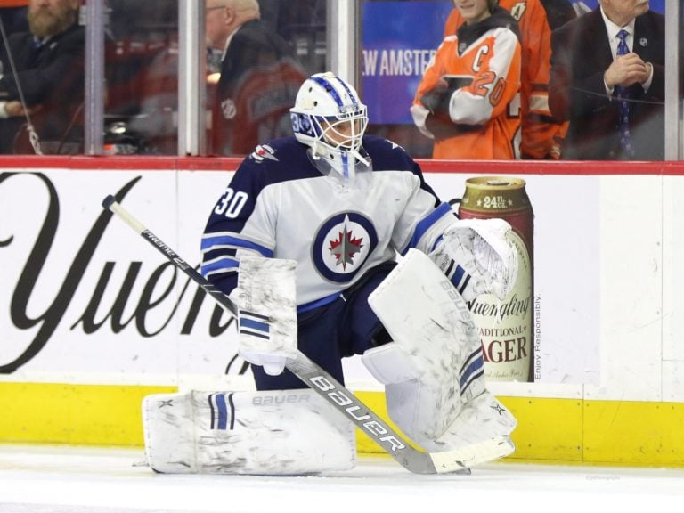 Laurent Brossoit Winnipeg Jets