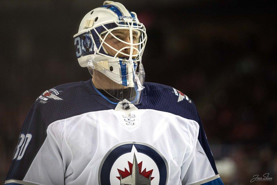 Should The Winnipeg Jets Re Sign Laurent Brossoit