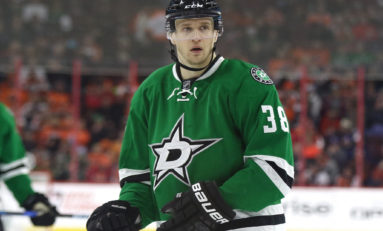 Stars Trade Korpikoski to Blue Jackets