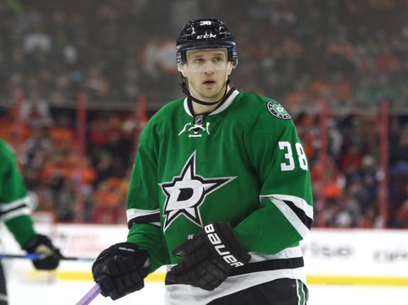 Lauri Korpikoski, Dallas Stars