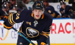 Sabres Lose Blueliner as Lawrence Pilut Signs in the KHL
