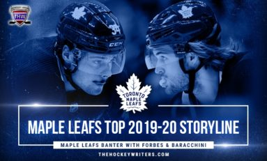 Maple Leafs Banter with Forbes & Baracchini: Top Storyline from 2019-20