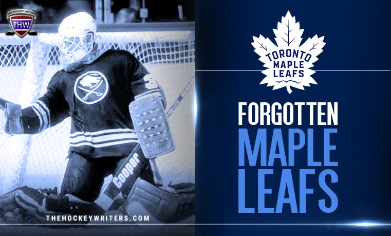 Tom Barrasso Forgotten Toronto Maple Leafs