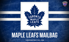 Maple Leafs' Mailbag: Playoffs, Playoffs & More Playoffs
