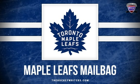 Toronto Maple Leafs Mailbag