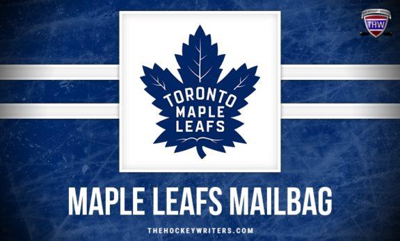 Toronto Maple Leafs Mailbag