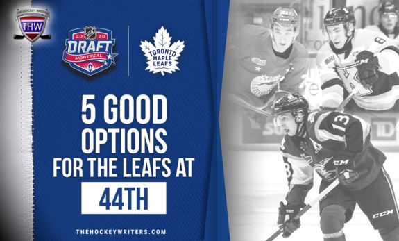 Ryan O'Rourke, William Villeneuve and Martin Chromiak 5 Good Options for the Maple Leafs at 44th Overall