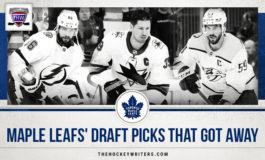Maple Leafs' Draft Picks That Got Away