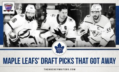 Maple Leafs' Draft Picks That Got Away
