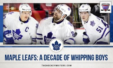 Maple Leafs: Whipping Boys From the Last  Decade