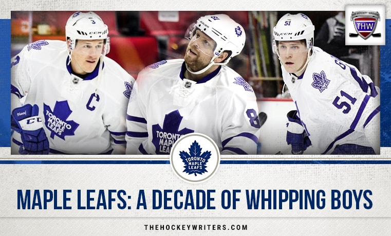 Maple Leafs: A Decade of Whipping Boys