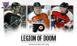 Line of the Times: The Legion of Doom