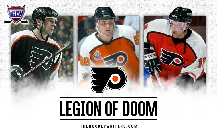 6a454cd6b5d Legion of Doom: A Look Back on the Philadelphia Flyers' Iconic Line