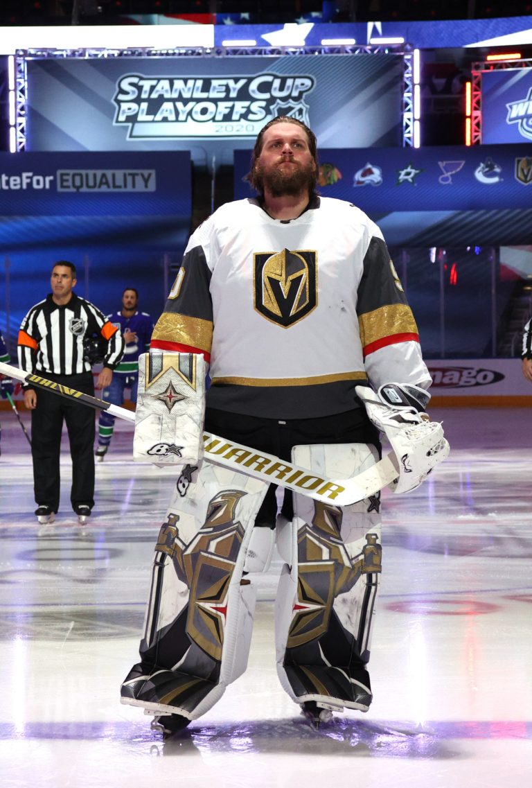 Robin Lehner Vegas Golden Knights