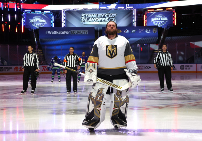 Robin Lehner Vegas Golden Knights