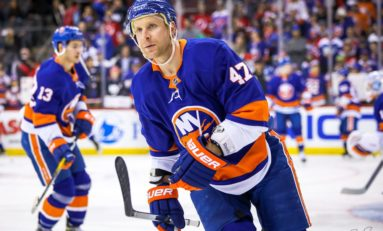 Islanders' Veteran Forwards Struggling to Produce