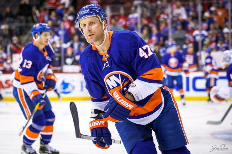 Leo Komarov New York Islanders