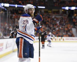 Leon Draisaitl, NHL, Edmonton Oilers