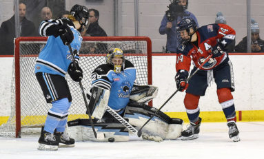 Beauts Shock the Rivs in NWHL SemiFinal