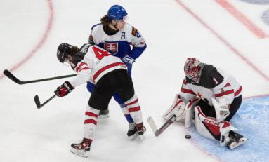 2021 WJC: 3 Takeaways from Canada's Narrow Victory Against Slovakia