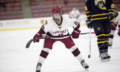 Pride Sign Lexie Laing From Their 2017 NWHL Draft Class