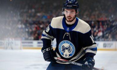 Blue Jackets' Liam Foudy Belongs in NHL