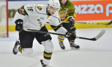Knights' News: Home Opener, Foudy Returns & Bangs Becomes a Firebird