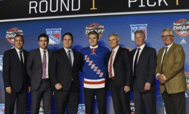Chytil & Andersson - The Rangers' Future is Here