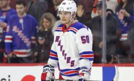 Rangers Trade Lias Andersson To the Kings for #60 Overall Pick