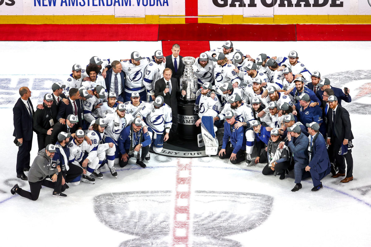Tampa Bay Lightning 2020 Stanley Cup