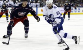 Kucherov's Goal, Assist Help Lightning Beat Panthers 5-2