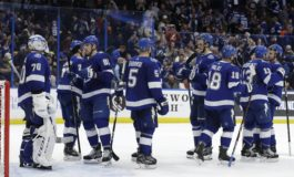 Lightning Beat Bruins for 5th Consecutive