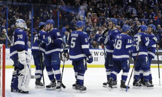 Lightning Domination No Guarantee of Playoff Success