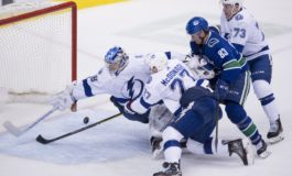 Lightning Top Canucks - Kucherov Reaches 50 Points