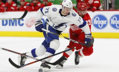 Lightning: Will Point's Holdout Be Cirelli's Windfall?