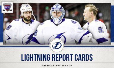 Lightning 2019-20 Quarter-Mark Report Card