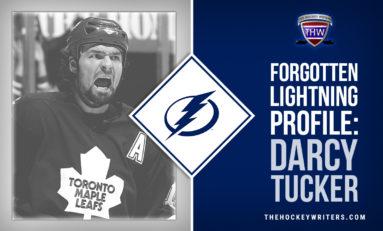 Forgotten Lightning Profile: Darcy Tucker