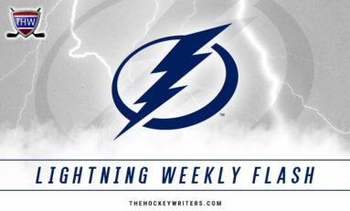 Lightning Weekly Flash: Scoring, Milestones & Goaltending