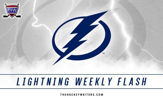 Lightning Weekly Flash: Stamkos, Vasilevskiy & Cirelli