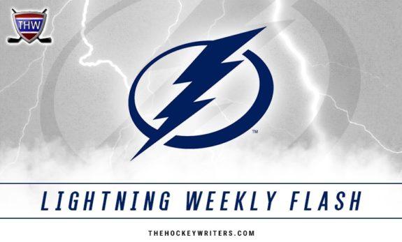 Tampa Bay Lightning Weekly Flash