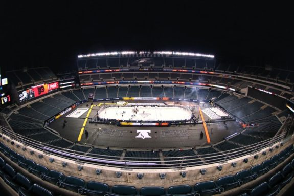 Lincoln Financial Field in Philadelphia, PA