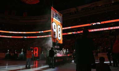 Flyers Season in Review: 88 Immortalized in January