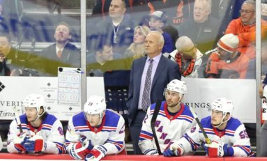 The Rangers Are Better Off Without Lindy Ruff