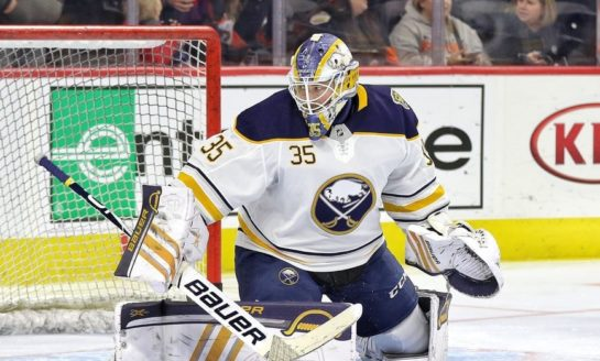 Did the Sabres Hit the Offseason Ull-Mark?