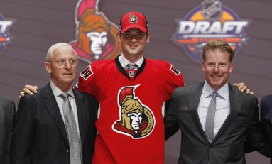 Brown, Formenton Impressive for Senators