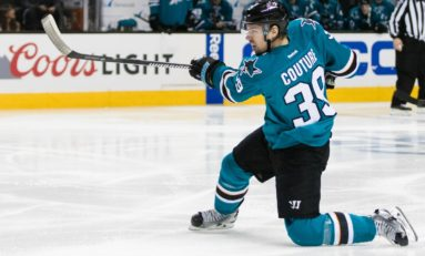 Couture Scores in OT Again, Sharks Top Islanders 2-1