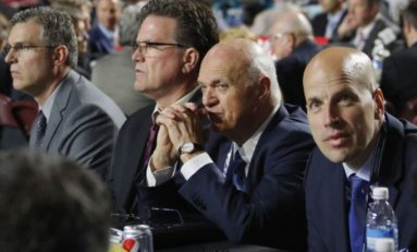 Islanders' Lamoriello the Right Choice for GM of the Year