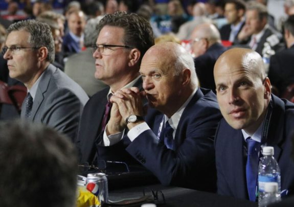 Lou Lamoriello New York Islanders
