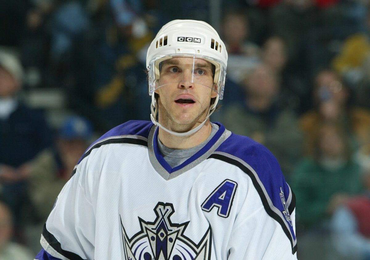 Luc Robitaille Los Angeles Kings